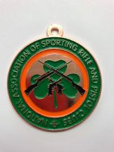 Bronze 60mm Medal with Tab from €4.00